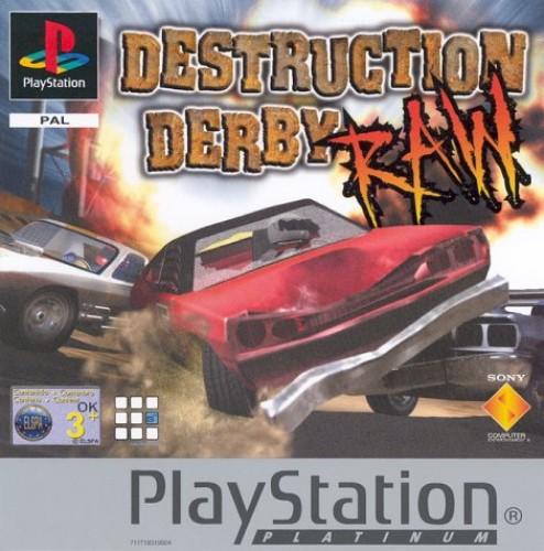 Destruction Derby Raw - Platinum