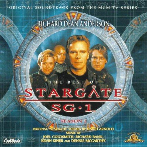 Original TV Soundtrack - The Best Of Stargate Sg-1 By Original TV Soundtrack