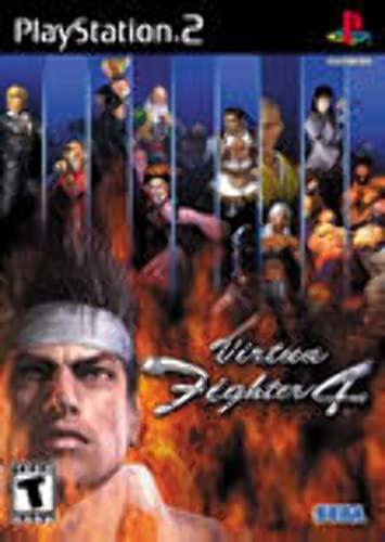 Virtual Fighter 4 / Game