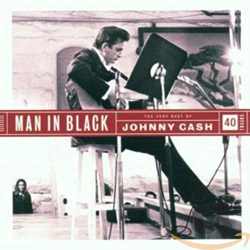 Man In Black: The Very Best Of Johnny Cash By Johnny Cash