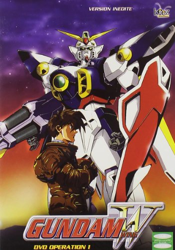 Gundam Wing - Vol. 1 - Shooting Stars