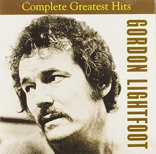 Gordon Lightfoot - Complete Greatest Hits By Gordon Lightfoot