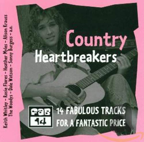 Various Artists - Country Heartbreakers By Various Artists