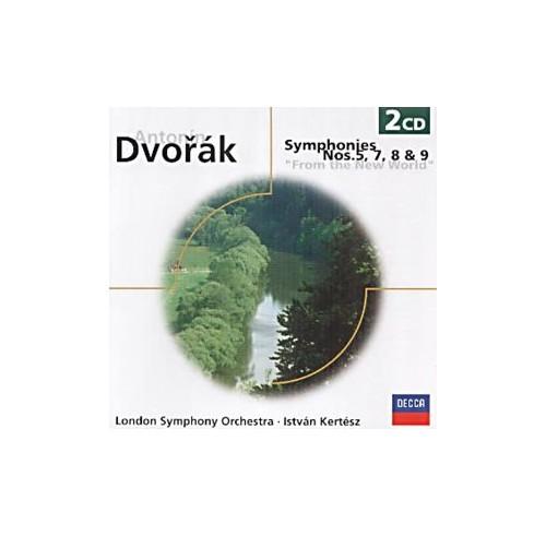 István Kertész - Dvorak: Symphonies Nos.5, 7, 8 & 9
