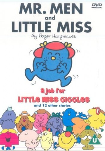 Mr Men & Little Miss A Job For Little Miss Giggles & 12 Other Stories