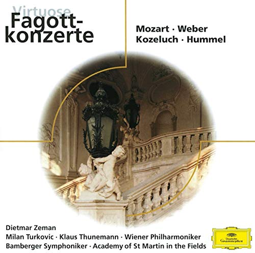 Various Artists - Virtuose Fagottkon..-12tr