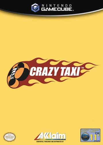 Crazy Taxi (GameCube)