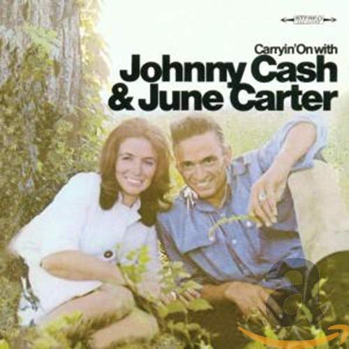 June Carter - Carryin' On With Johnny Cash & June Carter By June Carter