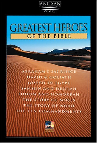 Greatest Heroes of Bible