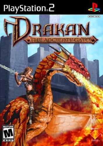 Drakan: The Ancient's Gates (PS2)