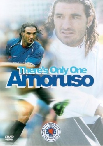 Lorenzo Amoruso - Rangers: There's Only One Amourso