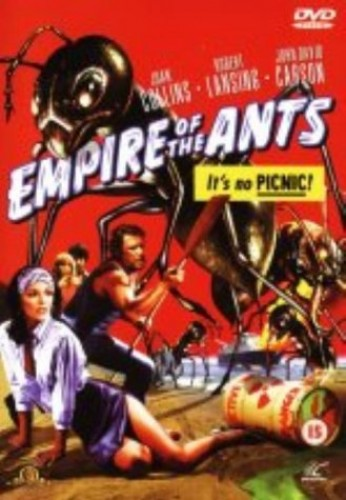Empire-Of-The-Ants-DVD-CD-DZVG-FREE-Shipping