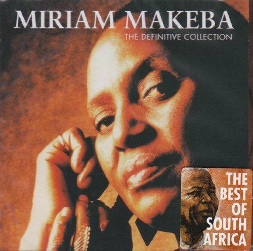 Miriam Makeba - Definitive Collection By Miriam Makeba