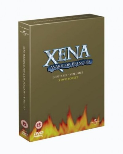 Xena - Warrior Princess - Series 6 Box Set 1