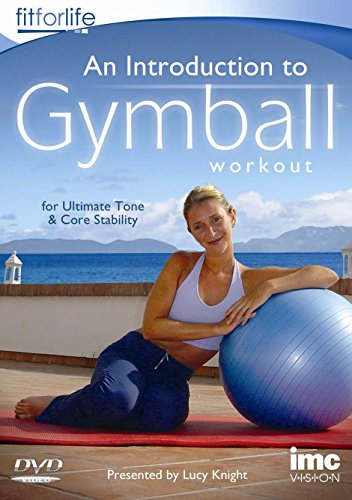 Gymball (Gym Ball) Workout for Beginners - Lucy Knight - Fit for Life Series