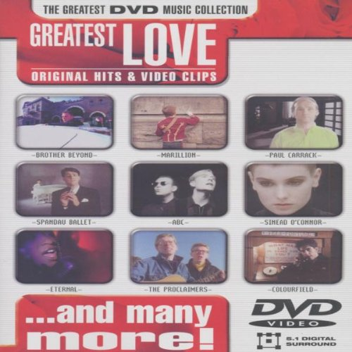 Various - Various Artists - Greatest Love
