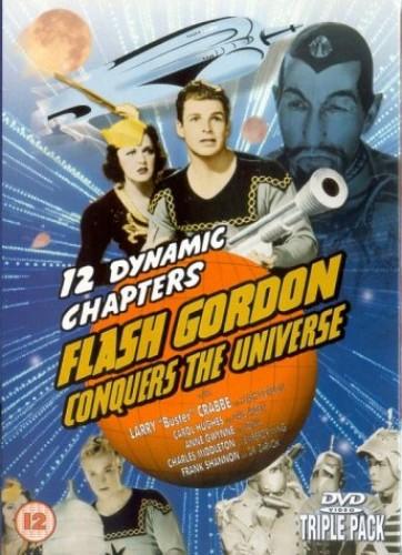 Flash Gordon Conquers the Universe: Episodes 1-12