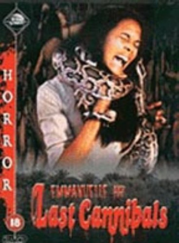 EMMANUELLE AND LAST CANNIBALS Cult Classic Horror DVD