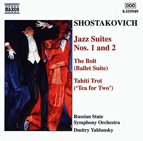 Dmitri Shostakovich - Shostakovich - Jazz Suites Nos 1 and 2