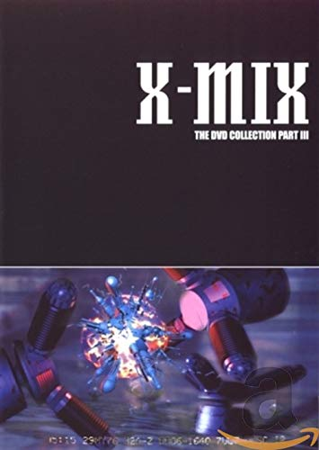Various - X-Mix - the DVD Collection III