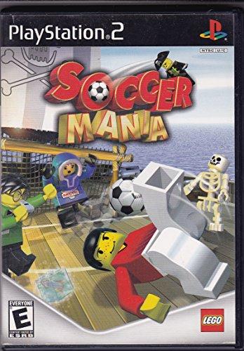 Lego Soccer Mania / Game