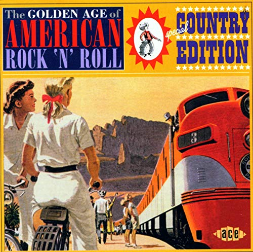 Various Artists - The Golden Age Of American Rock'n'Roll - Special Country Edition