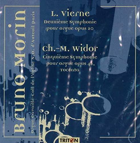 Bruno Morin - Vierne-Widor-Auteuil