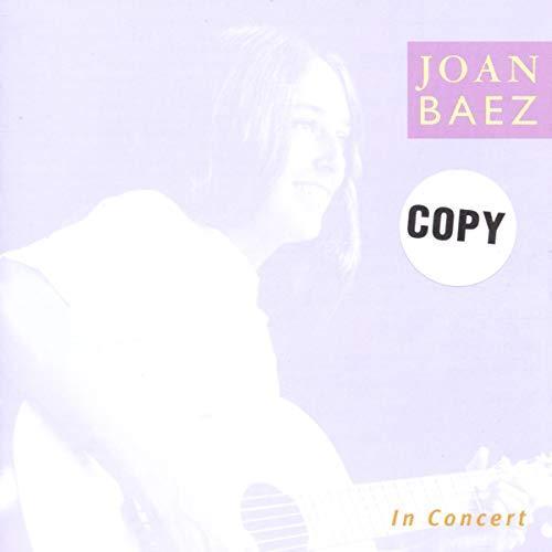 Joan Baez - In Concert Vol.1