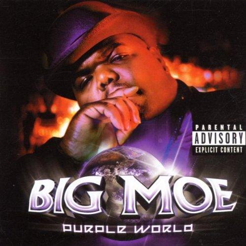 Big Moe - Purple World By Big Moe