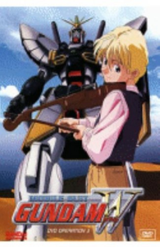 Gundam Wing - Vol. 3 - Whereabouts of Happiness