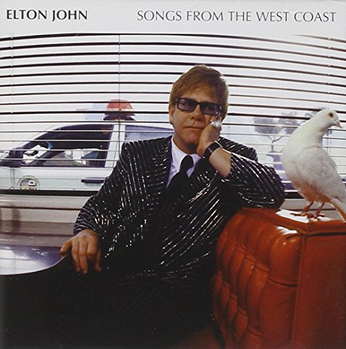 John,Elton - Songs from the West Coast