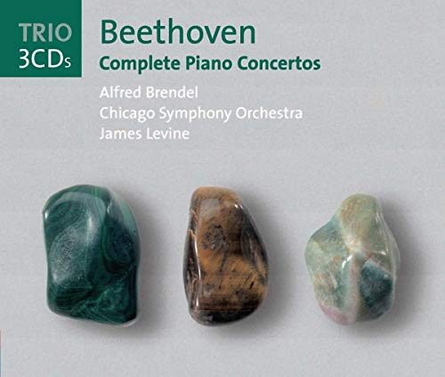 James Levine - Beethoven: Complete Piano Concertos