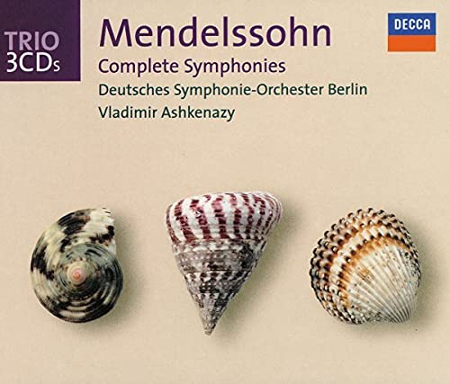 Mendelssohn-Complete Symphonies