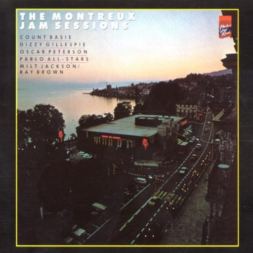 Various Artists - The Montreux Jam Sessions