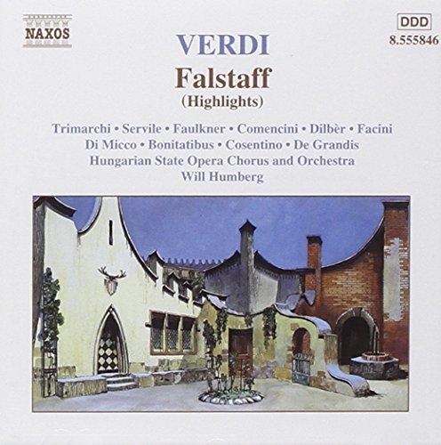 Giuseppe Verdi - Verdi: Falstaff By Giuseppe Verdi