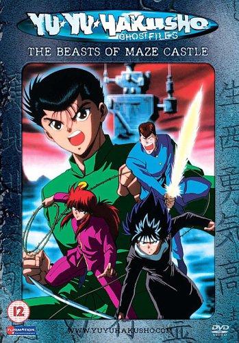 Yu Yu Hakusho: Volume 5 - The Beasts Of Maze Castle