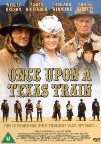 Once-Upon-A-Texas-Train-1988-DVD-CD-M3VG-FREE-Shipping