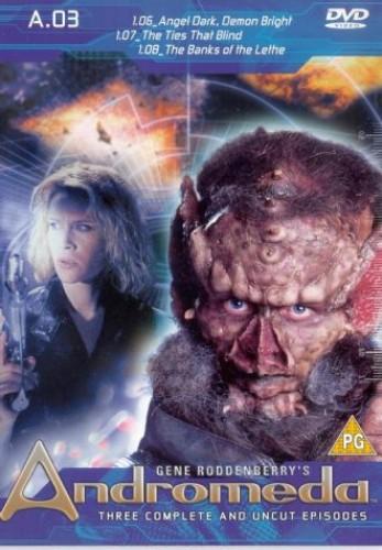 Andromeda: Season 1 - Episodes 6-10 (Box Set)