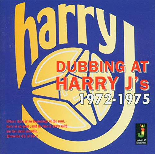 Various Artists - Dubbing At Harry J's 1972-1975 (Audio CD) By Various Artists