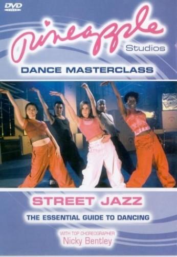 Pineapple Studios Dance Masterclass - Pineapple Studios - Dance Masterclass - Street Jazz  [DV