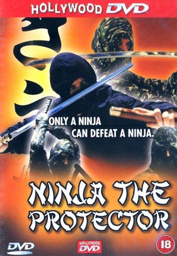 Ninja-The-Protector-DVD-CD-U6VG-FREE-Shipping