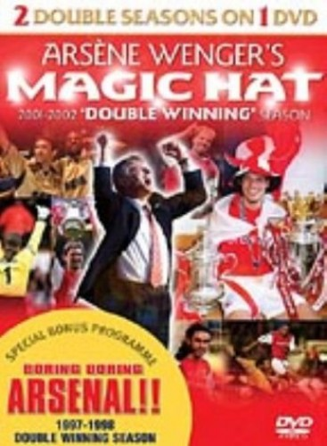 Arsene Wenger's Magic Hat The 2001-2002 Double Winning Season Review / Boring Boring Arsenal!!