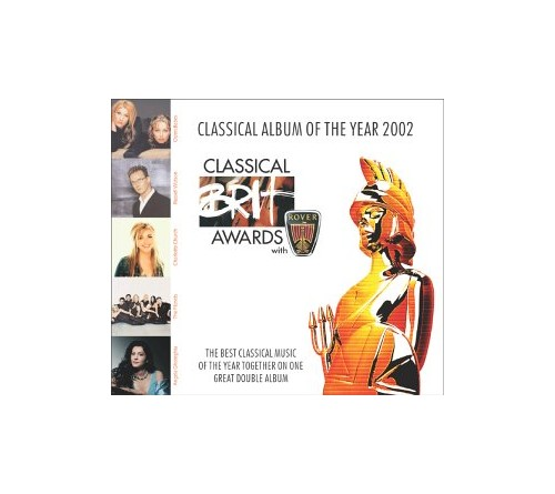Various Artists - Classical BRIT Awards 2002