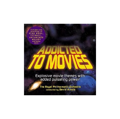 Royal Philharmonic Orchestra - Addicted to Movies
