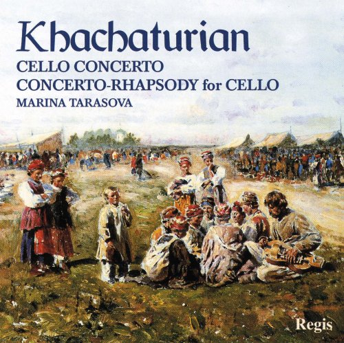 Marina Tarasova - Khachaturian Cello Concerto By Marina Tarasova