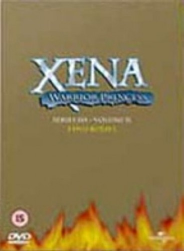 Xena - Warrior Princess - Series 6 Box Set 2