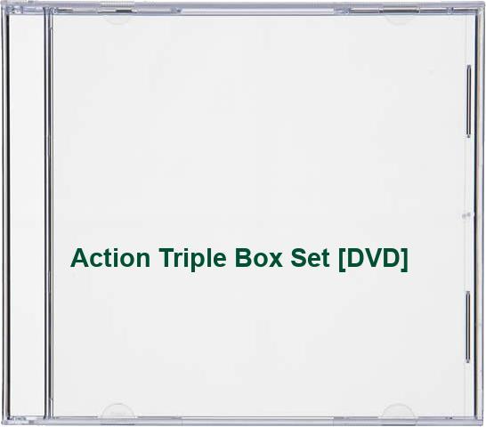Hollywood Action Boxset