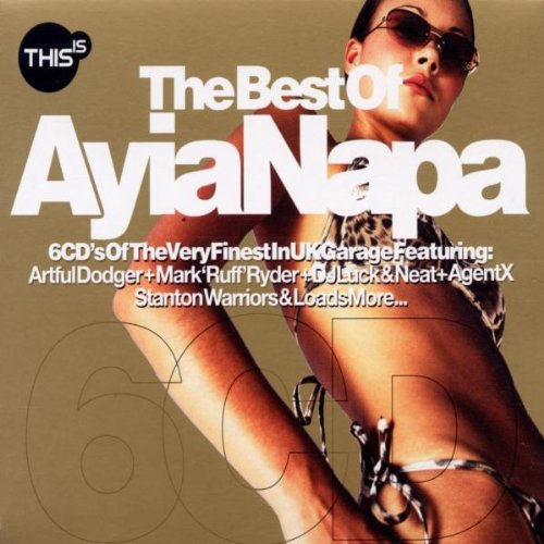 Various Artists - This Is the Best of Ayia Napa