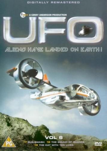 UFO: Episodes 17-19