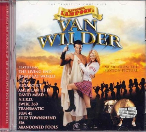 Various Artists - National Lampoon's Van Wilder:Music from the Motion Picture By Various Artists